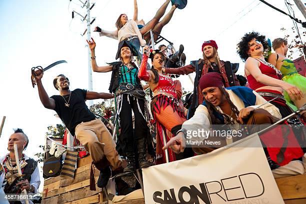 Pirate Char de défilé