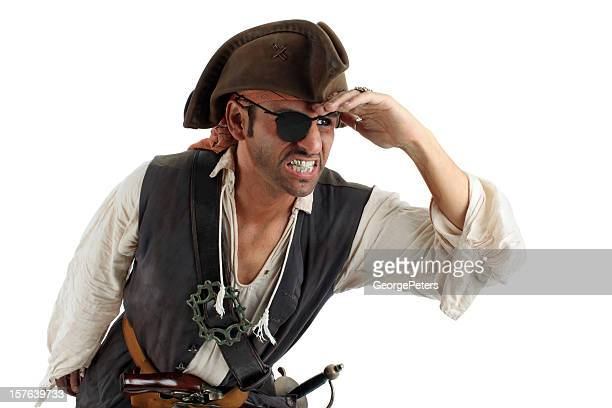 pirate searching - period costume stock pictures, royalty-free photos & images