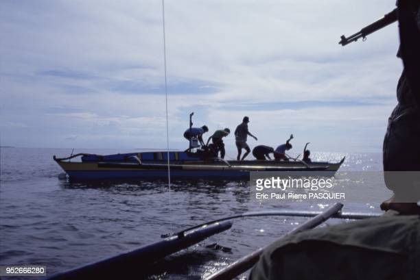 Pirates of the South China Sea And Philippines. Jerry's men have spotted a defenceless victim: a small fishing boat filled with terrified, penniless...