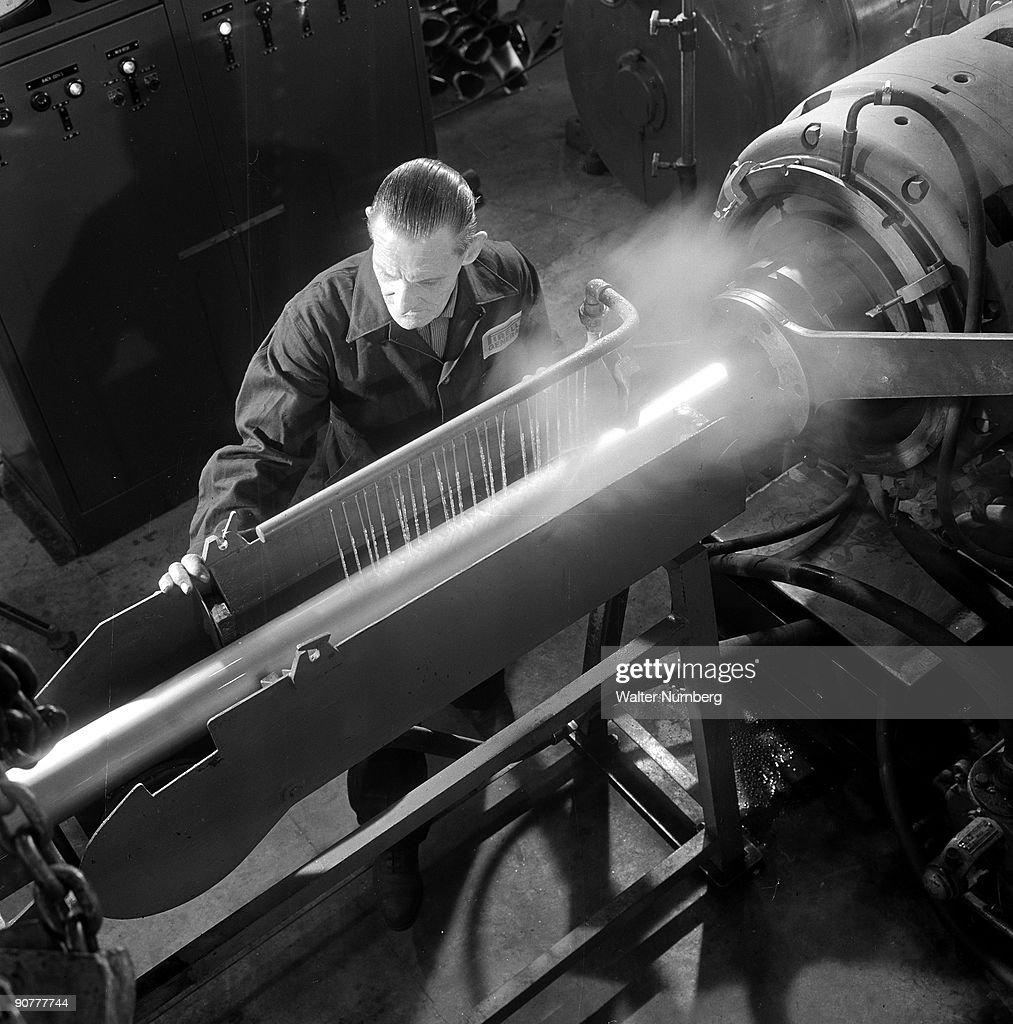 UNS: Vintage Industrial Photography - Walter Nurnberg