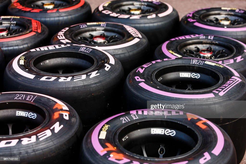 F1 Grand Prix of Monaco - Previews : ニュース写真