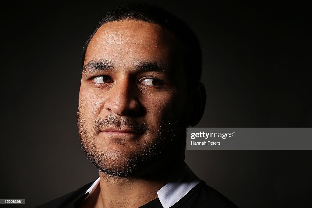 New Zealand All Blacks Portrait Session