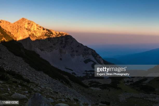 pirin mountains - pirin mountains stock pictures, royalty-free photos & images