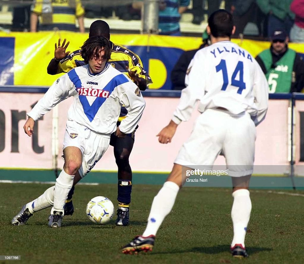 Parma v Brescia X : News Photo