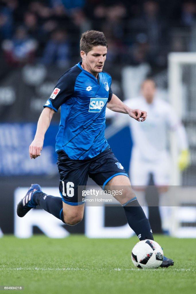 TSG 1899 Hoffenheim v Bayer 04 Leverkusen - Bundesliga : News Photo