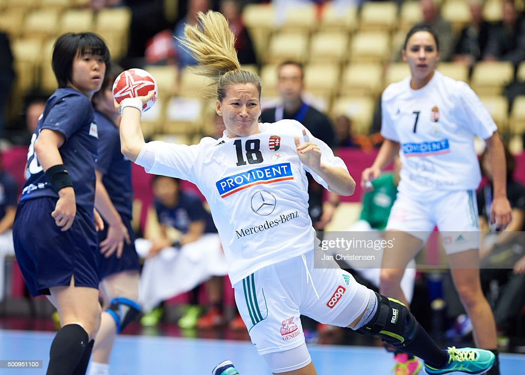 Hungary v Japan - 22nd IHF Women's Handball World Championship