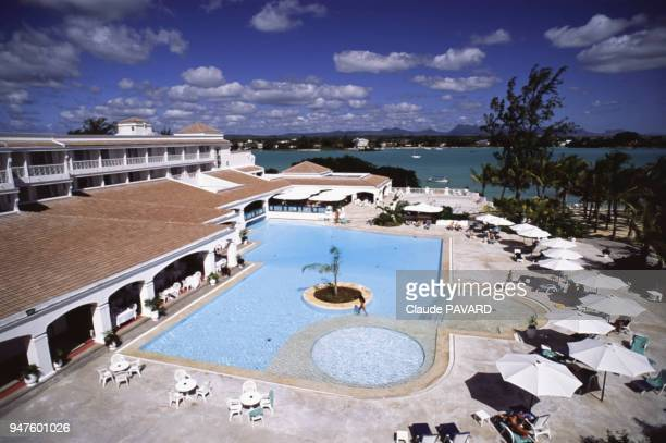 Piscine de l'hôtel Pullman Grand Baie sur l'île Maurice
