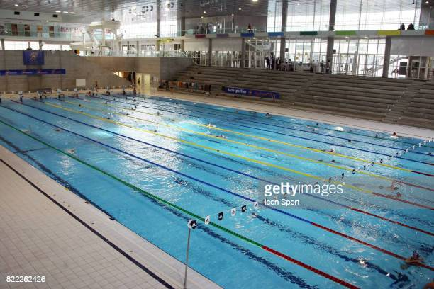 Piscine olympique stock photos and pictures getty images for Piscine olympique montpellier