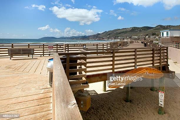 pismo beach, california - ピスモビーチ ストックフォトと画像