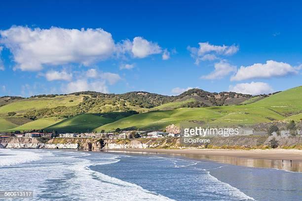 pismo beach, california, usa - ピスモビーチ ストックフォトと画像