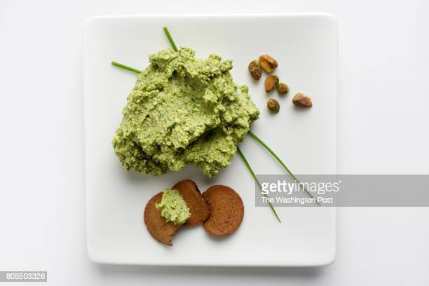 Pistachio and Feta Dip