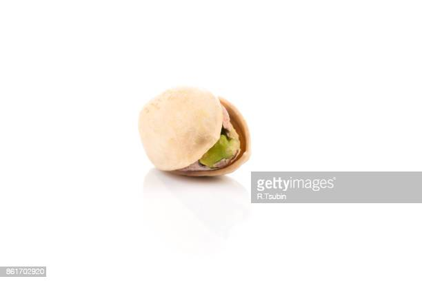 pistachio nut close up