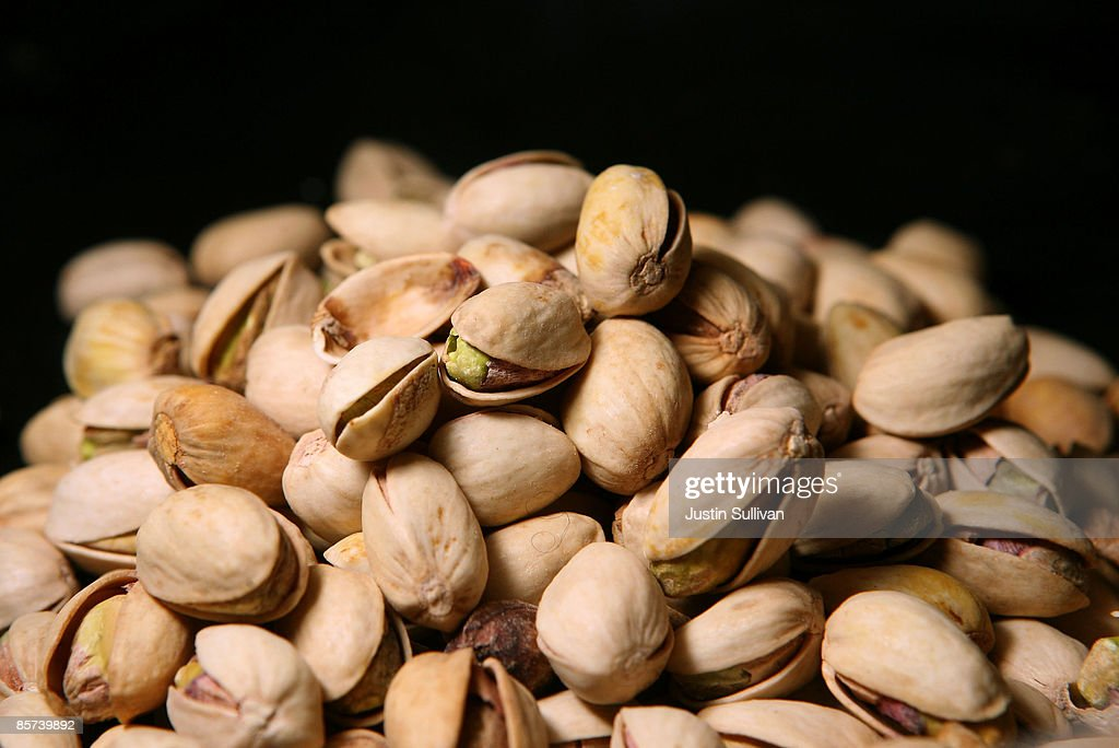 FDA Warned Against Eating Pistachios As New Salmonella Scare Surfaces : News Photo