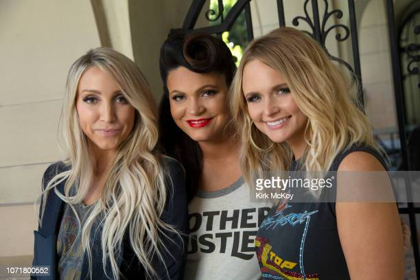 Pistol Annies are photographed for Los Angeles Times on November 6 2018 in Hollywood California PUBLISHED IMAGE CREDIT MUST READ Kirk McKoy/Los...