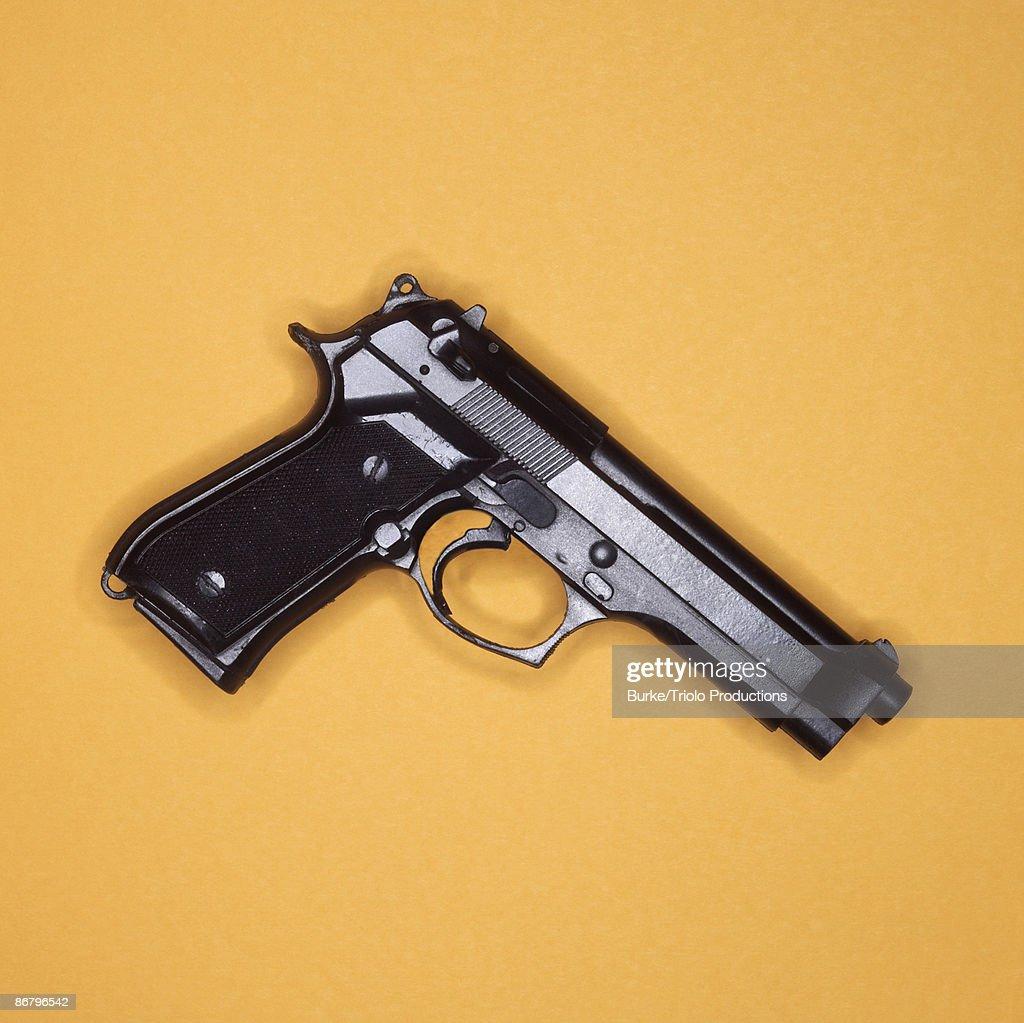 Pistol : Stock Photo
