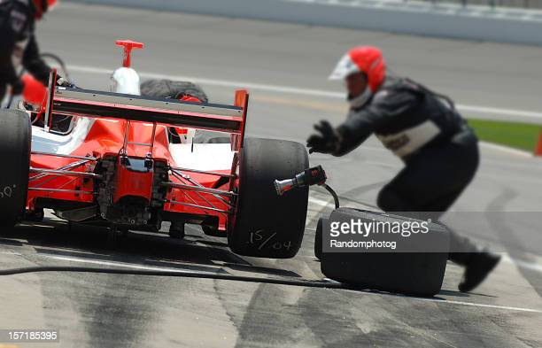 pit stop - nascar stock pictures, royalty-free photos & images