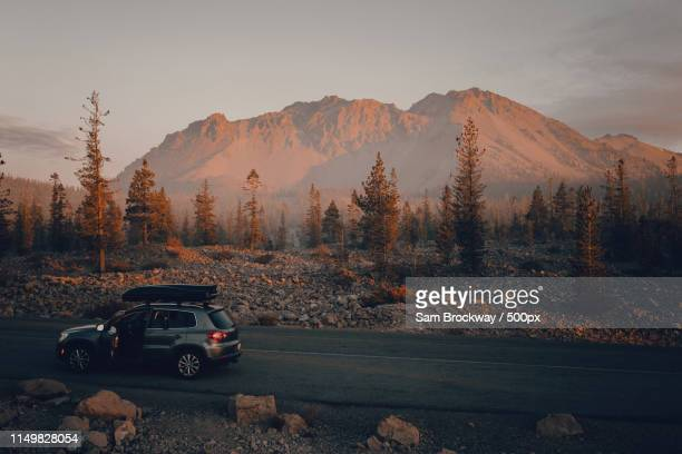pit stop with a view - california stock pictures, royalty-free photos & images