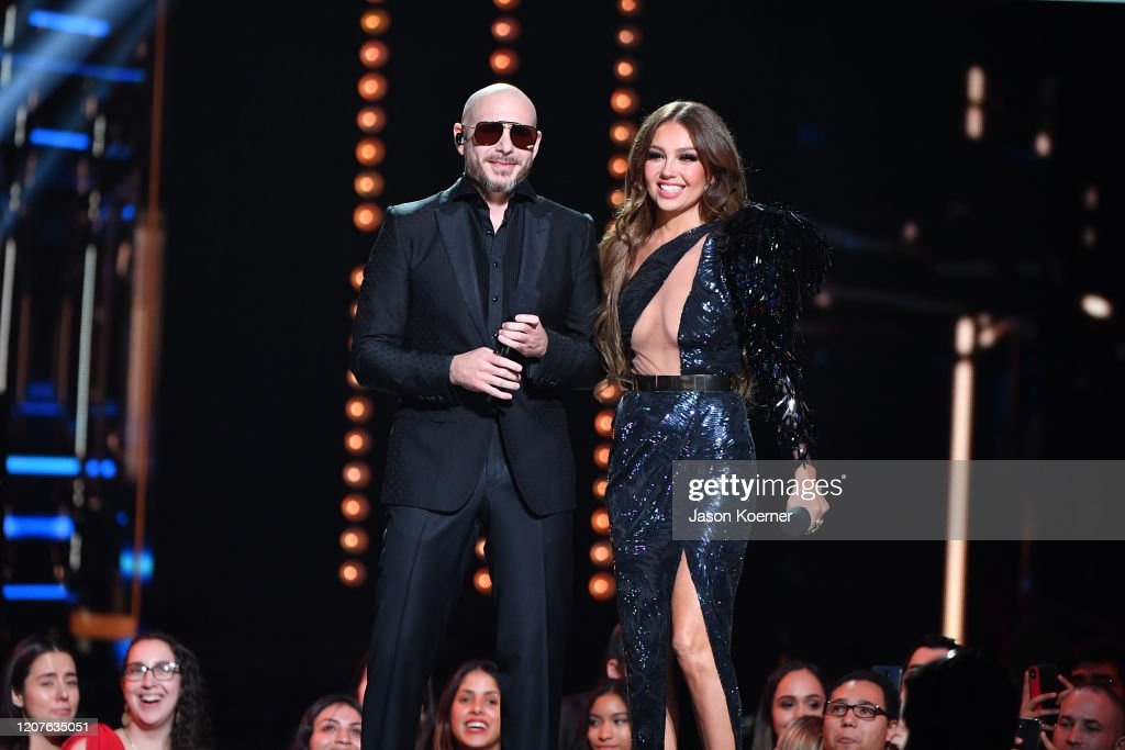 Univision's Premio Lo Nuestro 2020 - Show : News Photo
