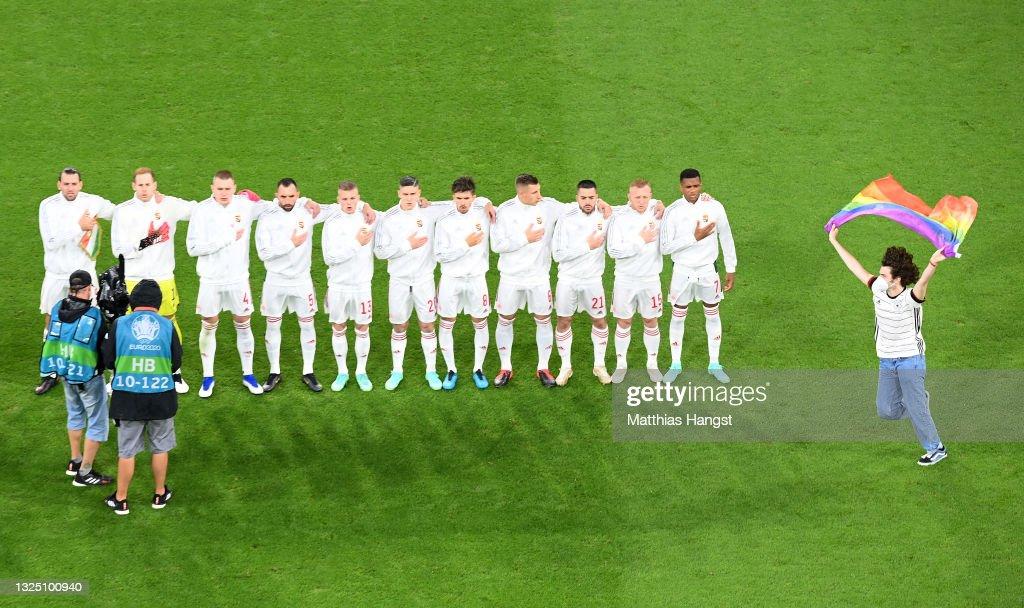 Germany v Hungary - UEFA Euro 2020: Group F : Fotografía de noticias