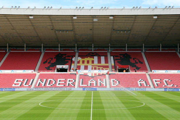 GBR: Sunderland v Bolton Wanderers - Sky Bet League One