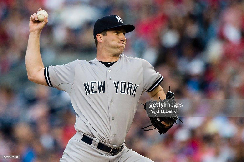 New York Yankees v Washington Nationals : News Photo