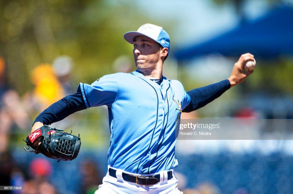 Pittsburgh Pirates v Tampa Bay Rays : News Photo