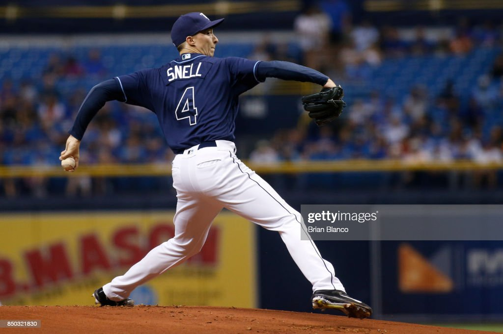 Chicago Cubs v Tampa Bay Rays : News Photo
