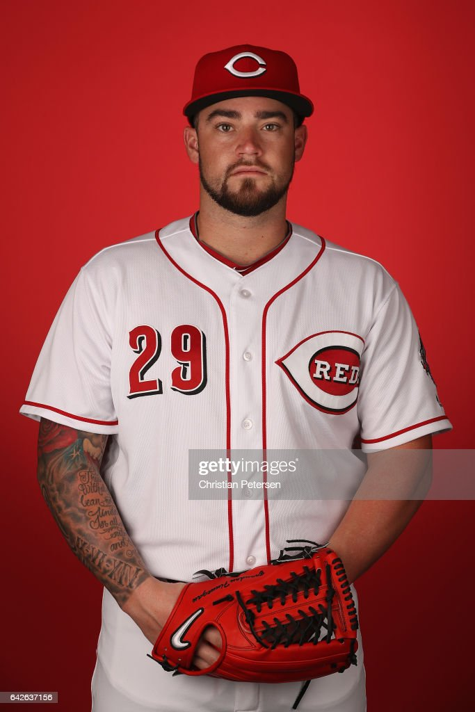 Cincinnati Reds Photo Day