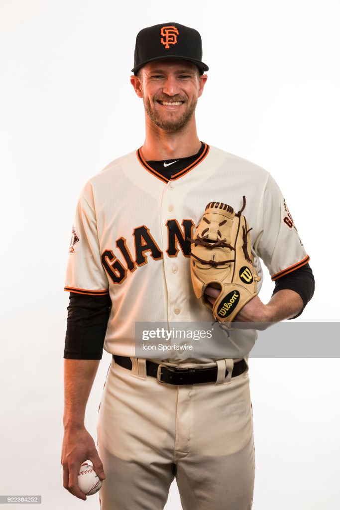 MLB: FEB 20 San Francisco Giants Photo Day : News Photo