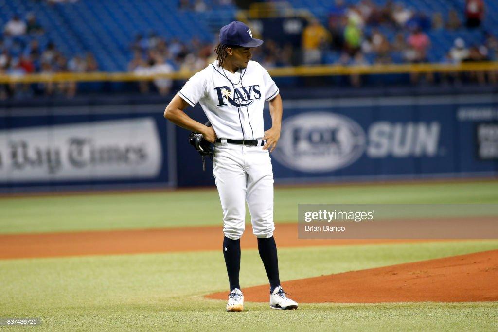 Toronto Blue Jays v Tampa Bay Rays