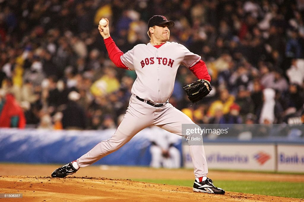 Red Sox v Yankees Game 6 : News Photo