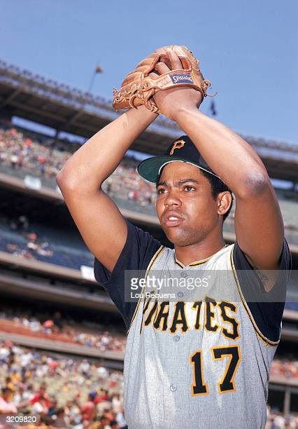 Pitcher Dock Ellis of the Pittsburgh Pirates poses for a picture circa 1970-1975.