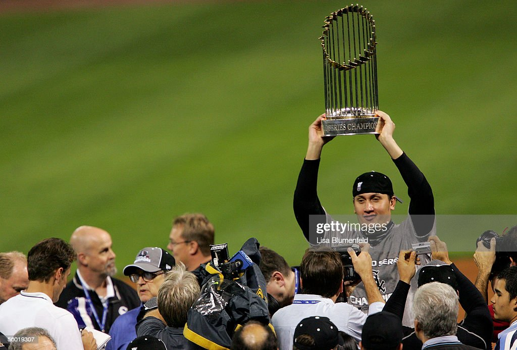World Series Game 4: Chicago White Sox v Houston Astros : News Photo