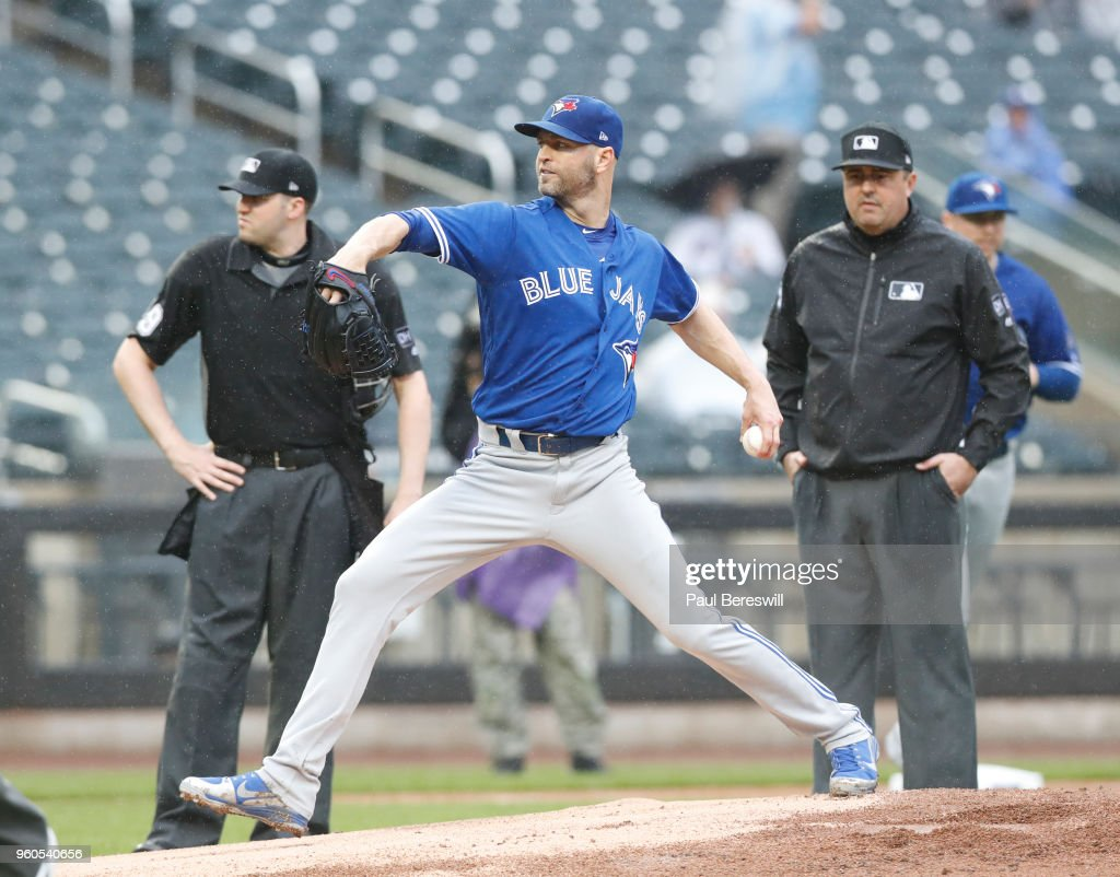 Toronto Blue Jays vs New York Mets : News Photo