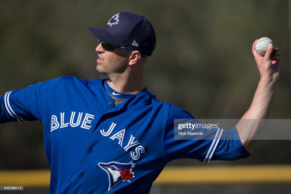 Toronto Blue Jays : News Photo