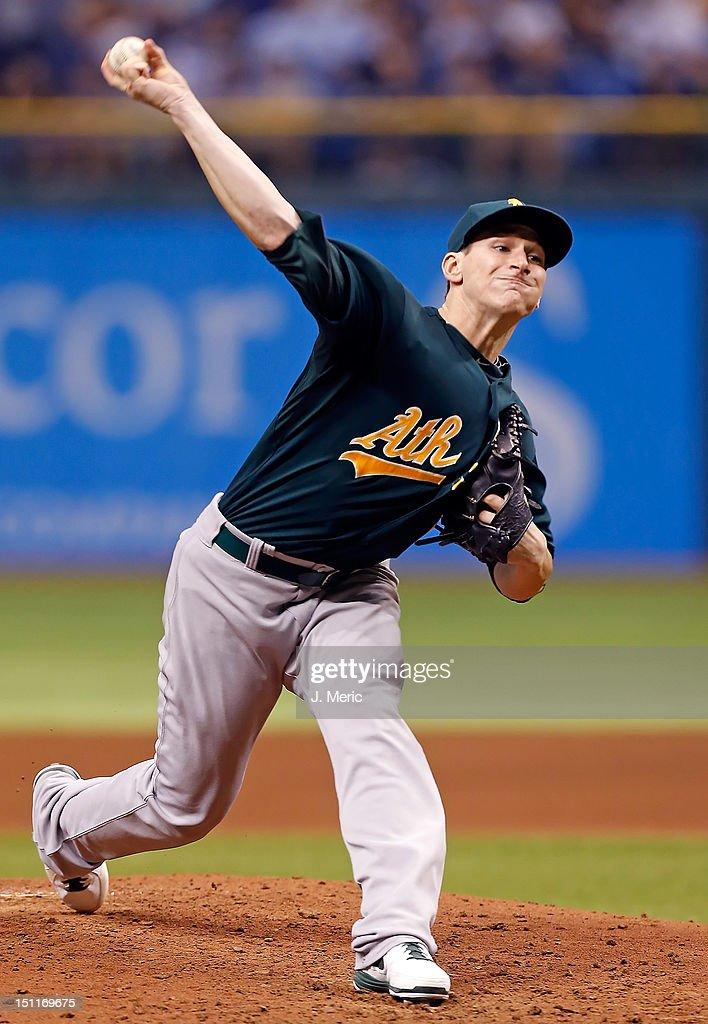 Oakland Athletics v Tampa Bay Rays