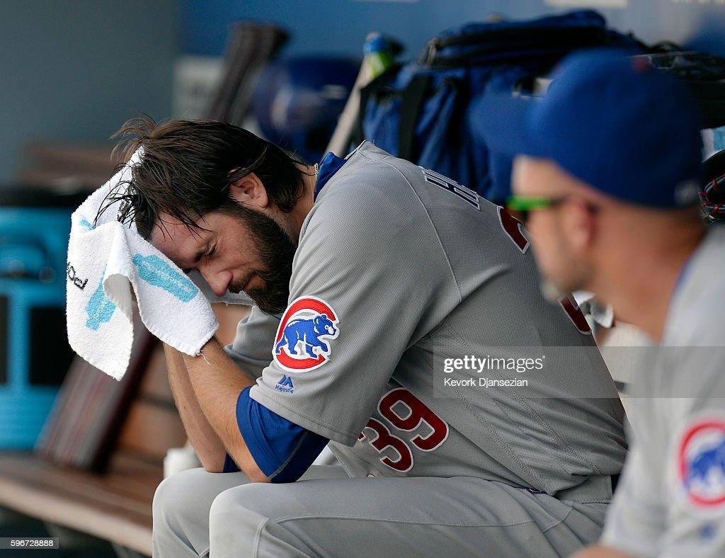 Chicago Cubs v Los Angeles Dodgers