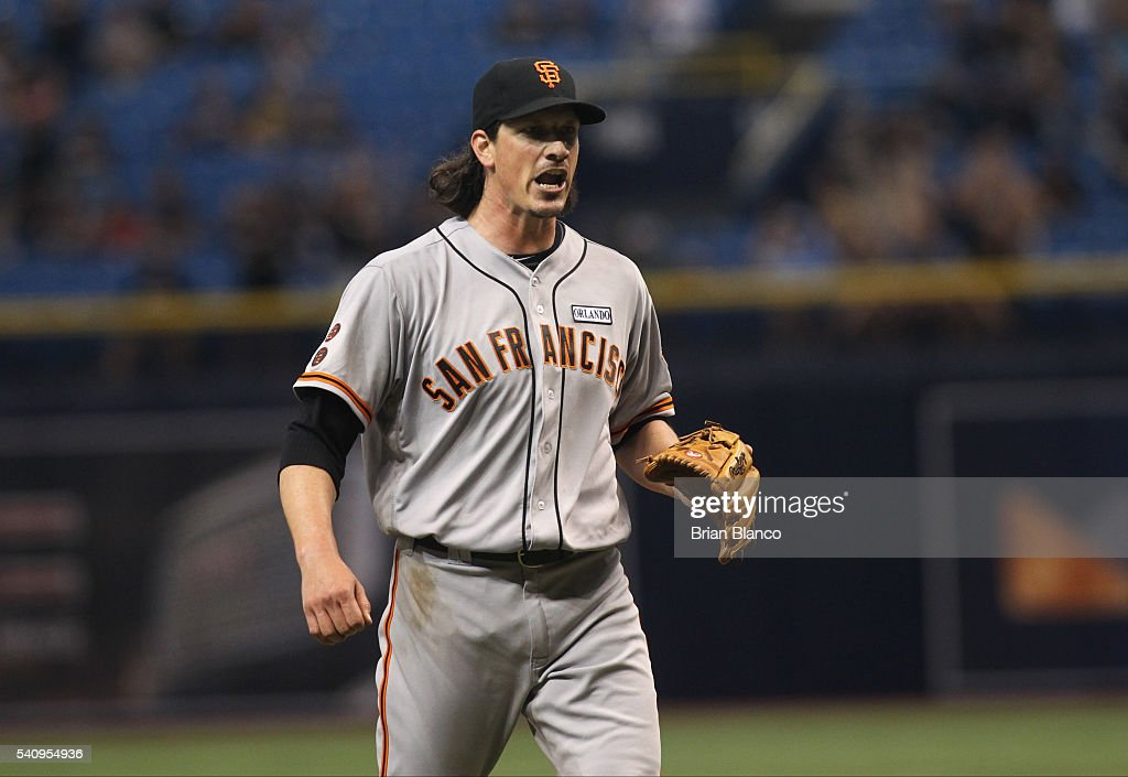 San Francisco Giants v Tampa Bay Rays