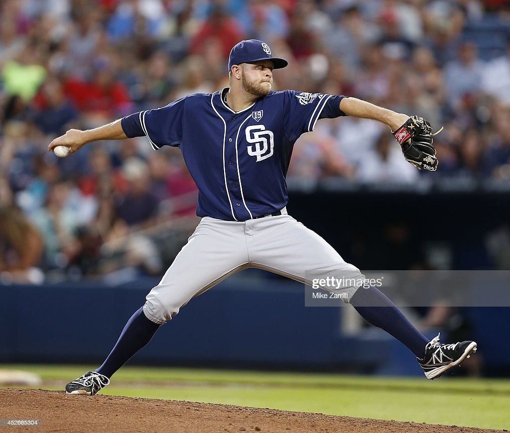 San Diego Padres v Atlanta Braves : News Photo