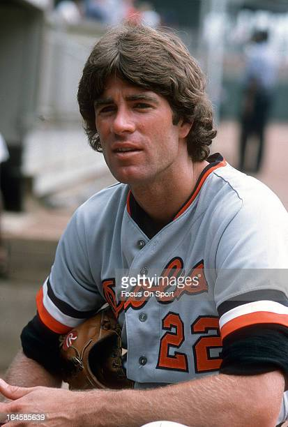 Pitcher Jim Palmer of the Baltimore Orioles poses for this portrait before an Major League Baseball game circa 1972 Palmer played for the Orioles...