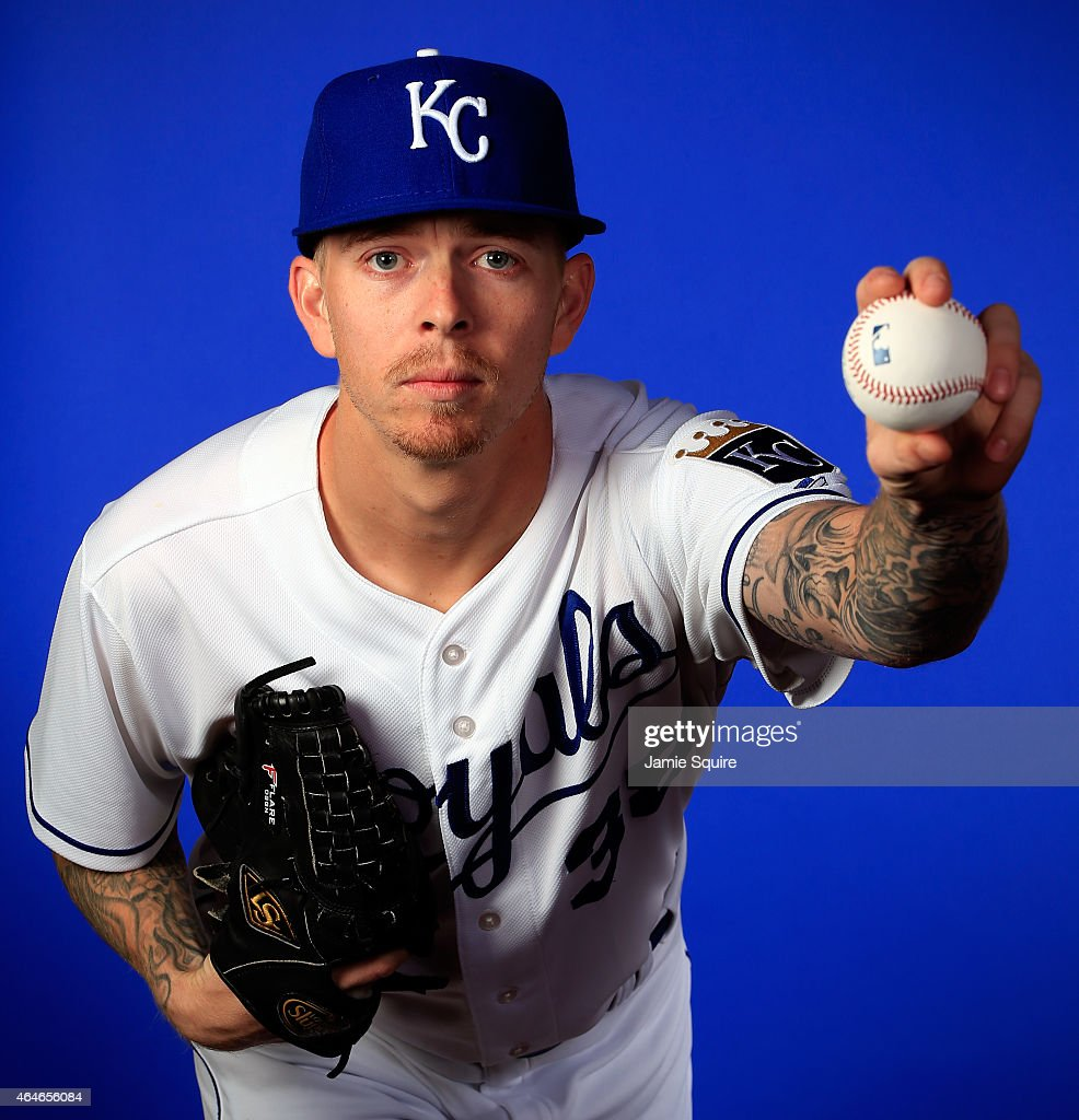 Kansas City Royals Photo Day : News Photo