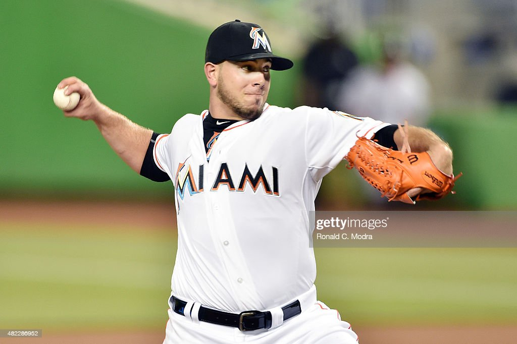 Washington Nationals v Miami Marlins : News Photo