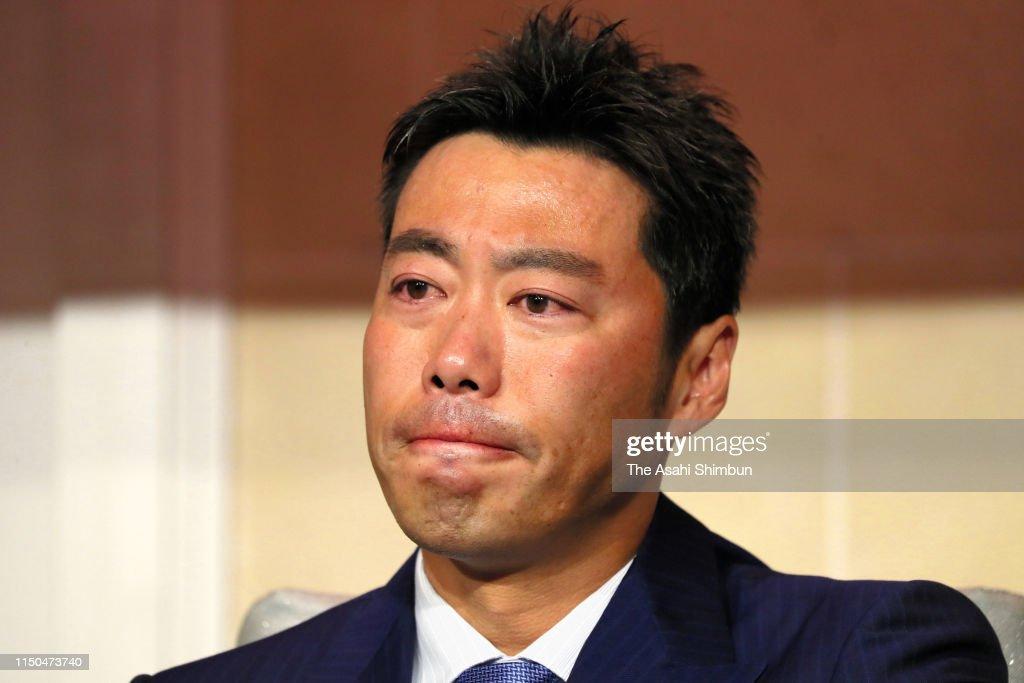 JPN: Pitcher Koji Uehara Announces Retirement