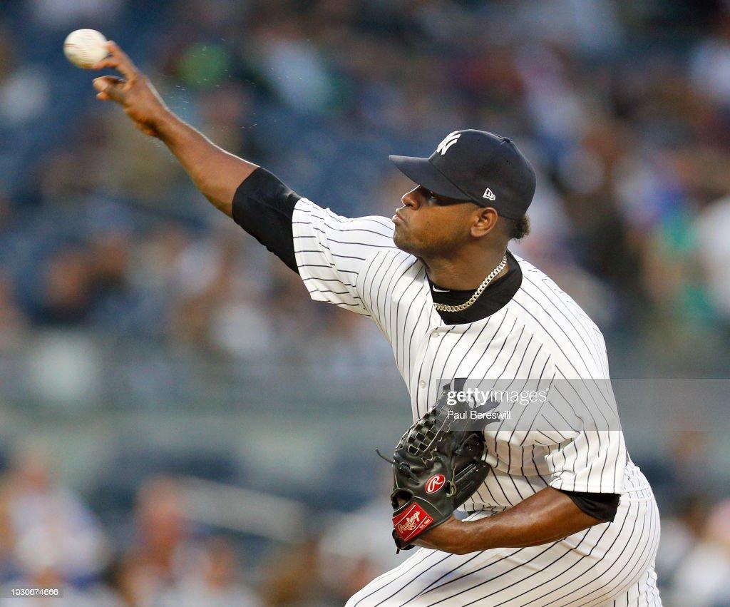 Detroit Tigers vs New York Yankees : News Photo