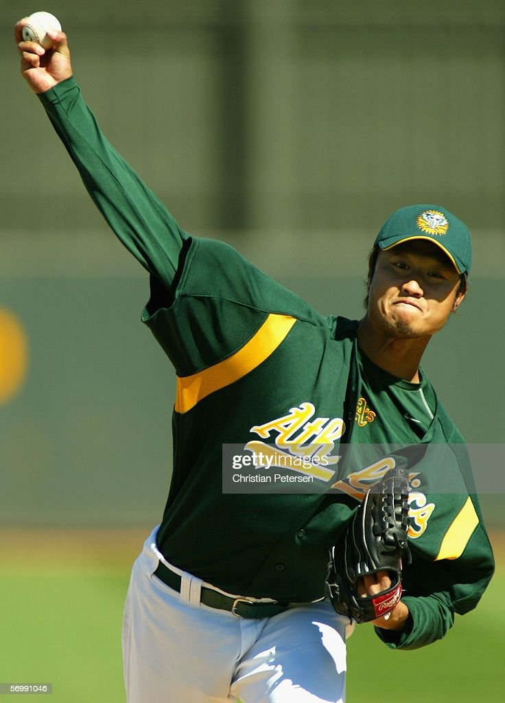 Milwaukee Brewers v Oakland Athletics : News Photo