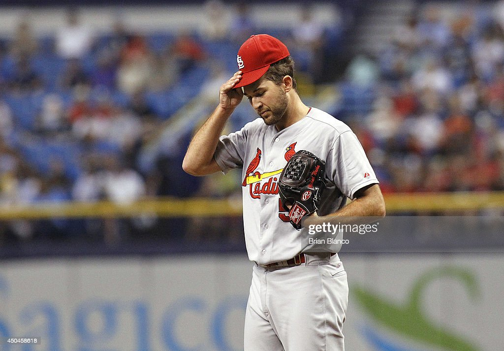 St Louis Cardinals v Tampa Bay Rays