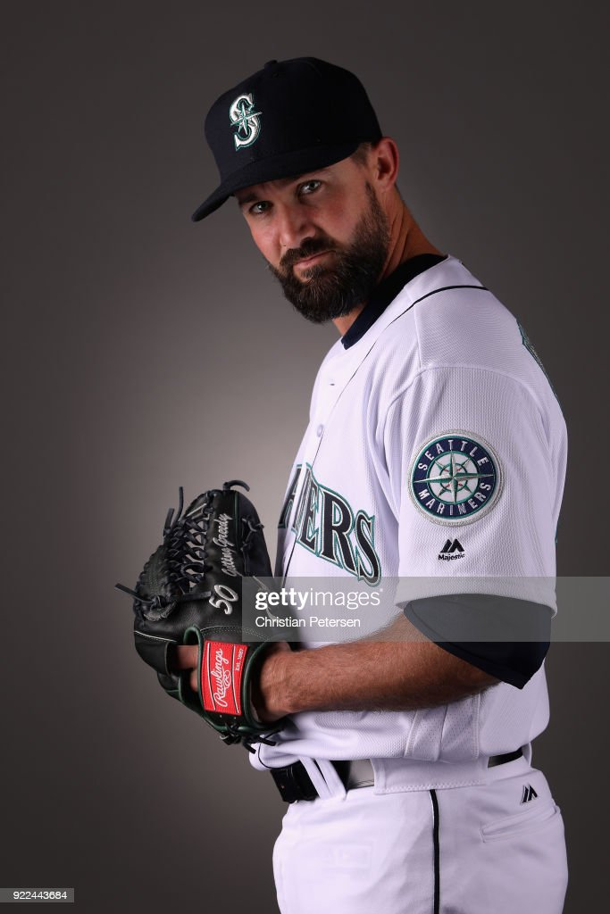 Seattle Mariners Photo Day : Nachrichtenfoto