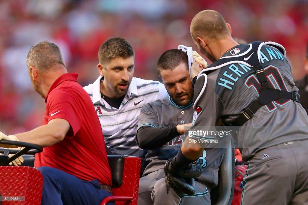 Arizona Diamondbacks v St Louis Cardinals : News Photo