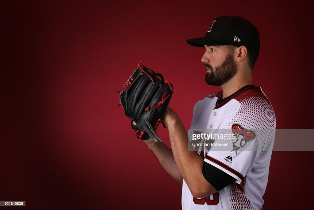 Arizona Diamondbacks Photo Day : News Photo