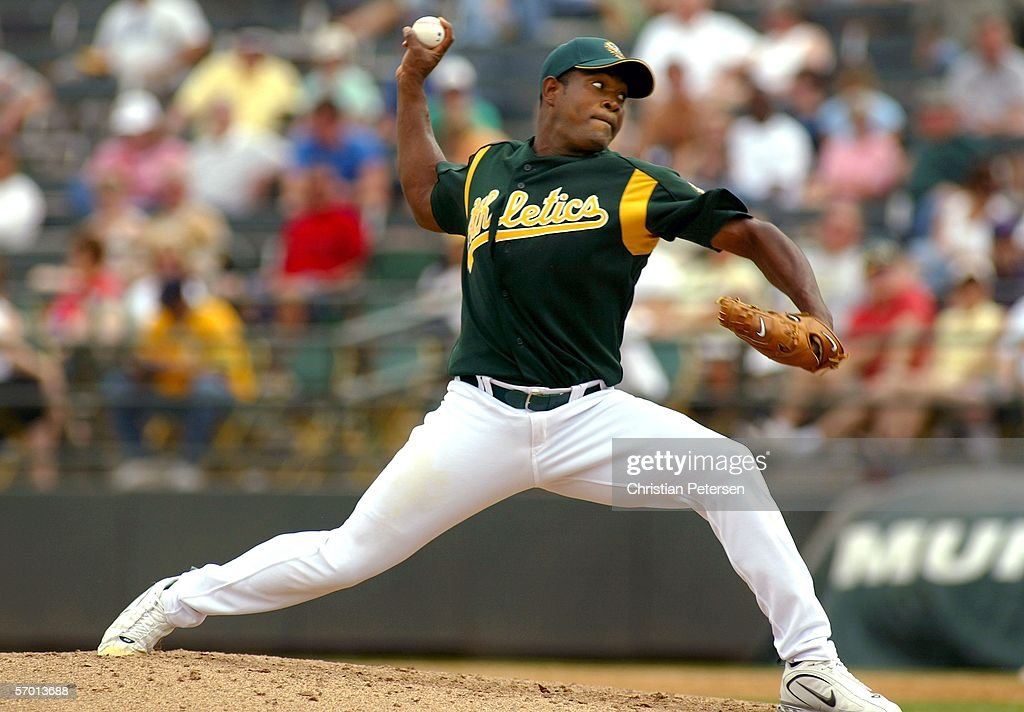 Chicago Cubs v Oakland A's : News Photo